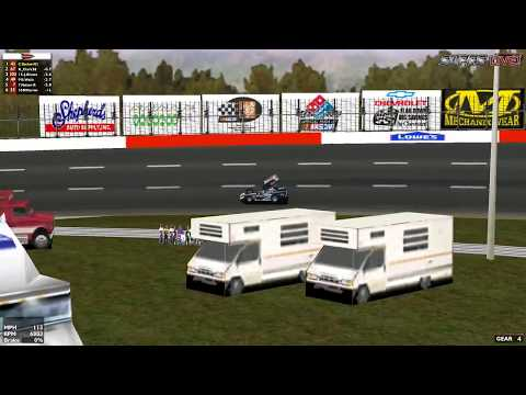 Old Dominion 50 Heat Race at New River Valley Speedway