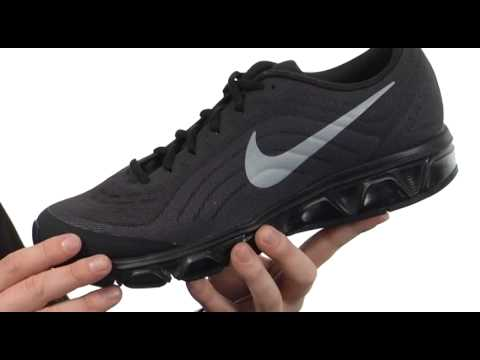 Womens Nike Air Max Tailwind 8 Running Shoes Pink /Black 805942