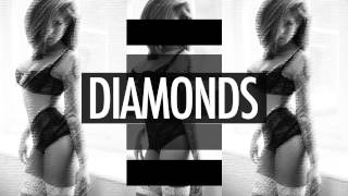 "The Weeknd/Drake/Big Sean - ""Diamonds"" Type Beat NEW 2014"