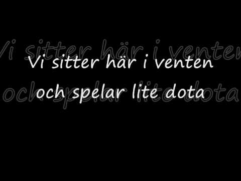 Basshunter - DotA - Lyrics