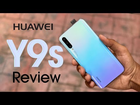 HUAWEI Y9s Unboxing and Review