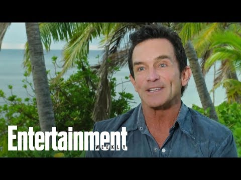 Jeff Probst On Survivor's Mystery Tiebreakers & Two Seasons He Won't Discuss | Entertainment Weekly
