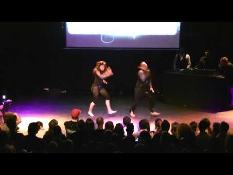 Extremos Salsa 10 Yr Anniversary - Performance By Rodolfo Navarrette & Evelina (Chile/Poland)
