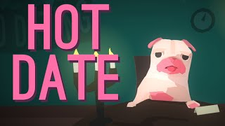 PUG SPEED DATING! | Let's Play: Hot Date