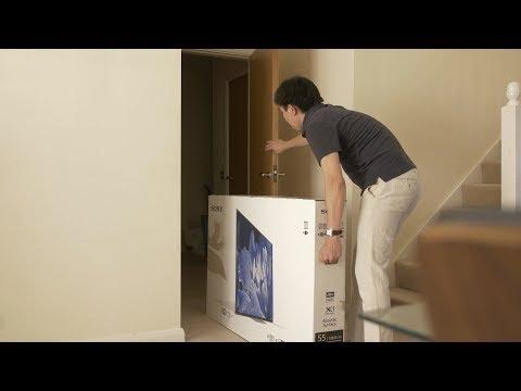 LG C8 vs Sony A8F (AF8) 2018 OLED TV Comparison
