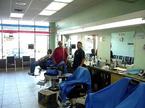 Benny D s Barber Shop Venice Florida