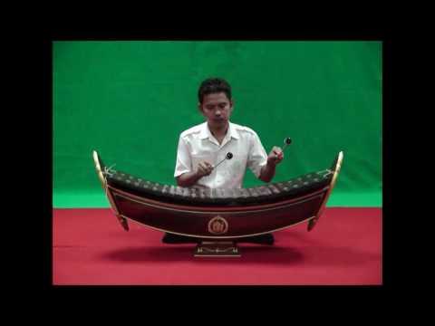เพลงพม่าเห่ เถา ทางครูมนตรี ตราโมท