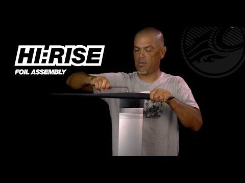 Hi:Rise Foil Assembly (Cabrinha Kitesurfing)