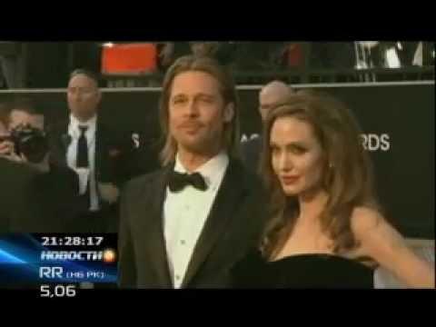 КТК: Смелый наряд Анджелины Джоли