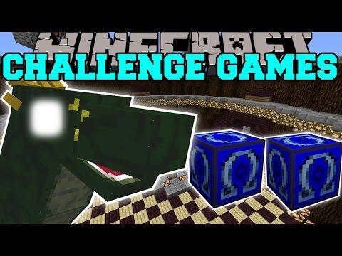 minecraft:-basilisk-challenge-games---lucky-block-mod---modded-mini-game