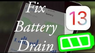 Fix Battery Drain & iPhone Overheating on iOS 13.2.3 - (5 Pro Tips)