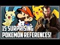15 SURPRISING Pokemon References in Other Games!