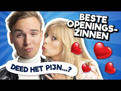10 BESTE OPENINGSZINNEN!
