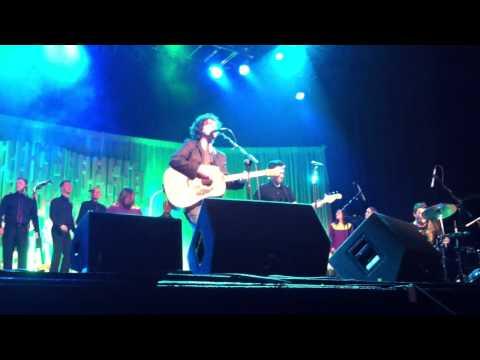 Paddy Casey - Fear - Live from The Olympia with Dublin Gospel Choir 15 Nov 2012