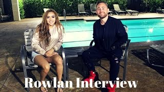 Interview With Rowlan | Moving to LA, Pet Pig, Becoming Vegan