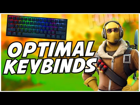 The Best Keybinds In Fortnite Chapter 2 | Optimal Keybinds Guide