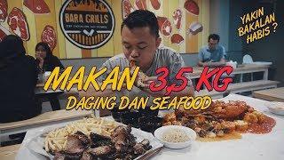 BARA GRILL 3,5KG DAGING DAN SEAFOOD