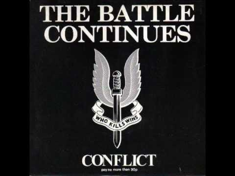 CONFLICT - Mighty and Superior