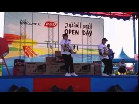 Next Episode Crew Kuwait @ KDD Open Day 2015 Part1