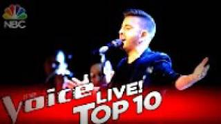 """The Voice 2016 Billy Gilman - Top 10: """"Anyway"""""""