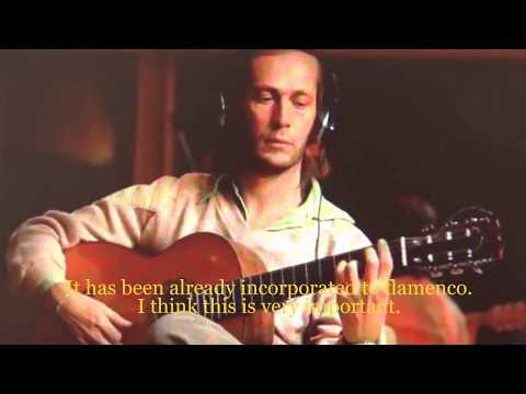 Unedited Interview Paco de Lucia talks about Improvisation  (which he said it`s compulsory for all)