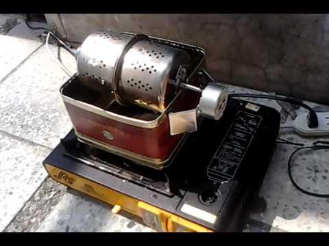 Diy Coffee Roaster V3 2 Youtube