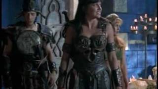 Xena bloopers - seasons 2&3