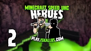 MINECRAFT: SPEED UHC WITH XISUMAVOID | HEROES | #2