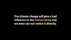 Global Warming Definition