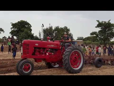 Tractors for Africa: Year 1 Recap