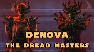 SWTOR Denova - Explosive Conflict Empire Final Scene - The Dread Masters | PWY 07.09.2013