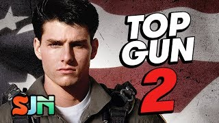 Top Gun 2 To Start Shooting! (Tom Cruise)