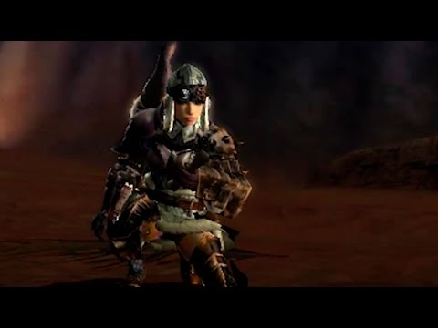 Monster Hunter 4 Ultimate October DLC Official Trailer