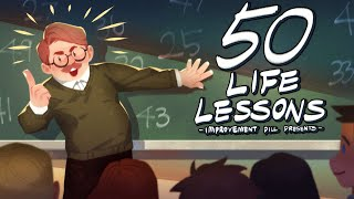 50 Life Lessons (Part 2)