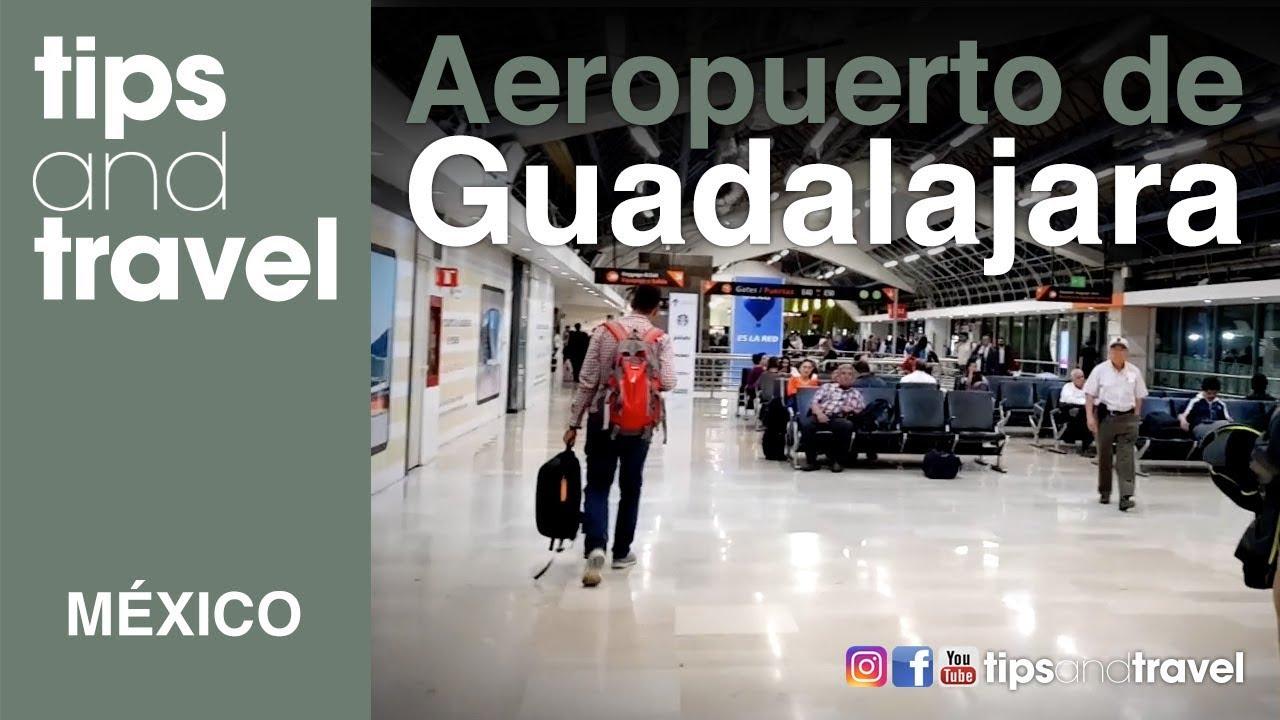 Download Recorrido AEROPUERTO ✈️🛫de GUADALAJARA, MEXICO🇲🇽 + TIENDAS!!-TipsandTravel