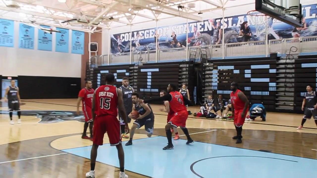 Simba Basketball Staten Island