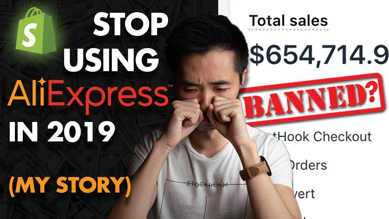 [Banned?] Aliexpress Alternative For Shopify Dropshipping 2019 (eCommerce Guide)