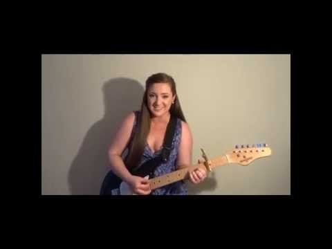 """Emily Rupp covers John Legend's """"All of Me"""""""