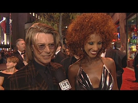 Watch David Bowie Reveal the Adorable Way He First Asked Iman Out