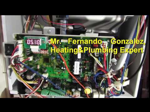 Navien Tankless Combi Heater, E003 error: ignition failure