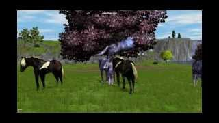 Pegasus, das fliegende Pferd für Wildlife Park 2