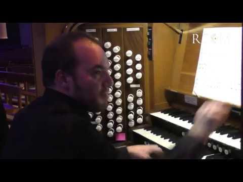 Daniel Cook Improvisation 10 8 16 Liverpool Met
