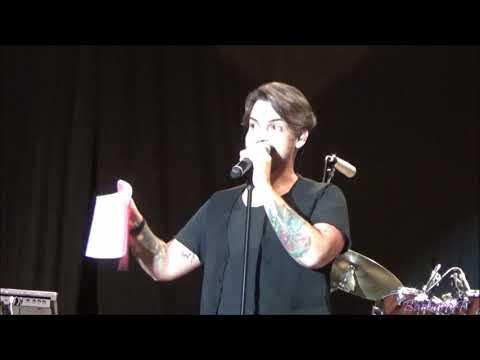 13.06.2018 - Valerio Scanu Band + Libro Autografato - Valerio Scanu Live Tour 2018 (Apice)