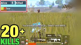 CAN TACAZ SURVIVE with SQUADS Cheat/Hack in LAST ZONE | PUBG MOBILE
