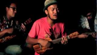 """Ukulele...I Love You"" - Singto, Kalei, & Ribbee Crew Thailand - NS Hawaii"