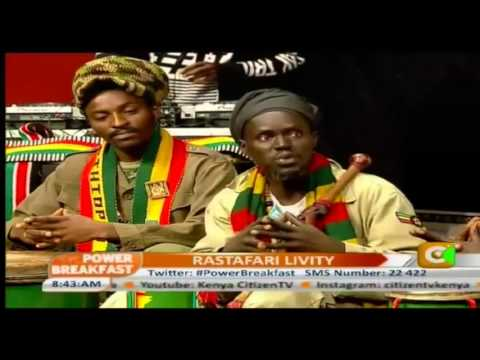Power Breakfast Rastafari Livity