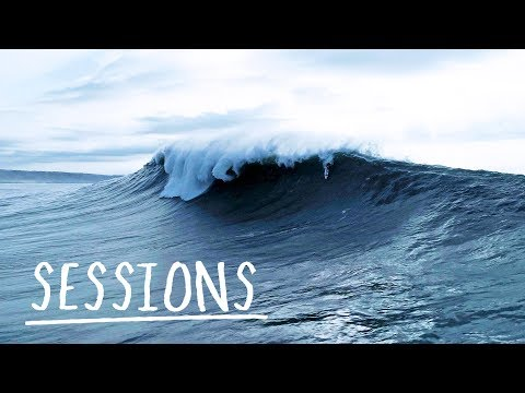 The carnage continues at Nazaré.| Sessions