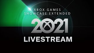 Xbox Games Showcase: Extęnded Livestream | Summer of Gaming 2021