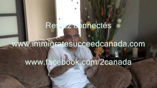La vie d'une famille marocaine en Saskatchewan - Canada
