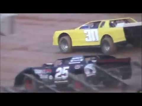 Brett McDonald Heat Race Lernerville Speedway 6/9/17